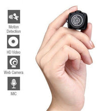 Load image into Gallery viewer, Smallest Mini Camera Camcorder Pinhole DVR Hidden Digital Video Recorder Webcam SLR Gift Small Camera