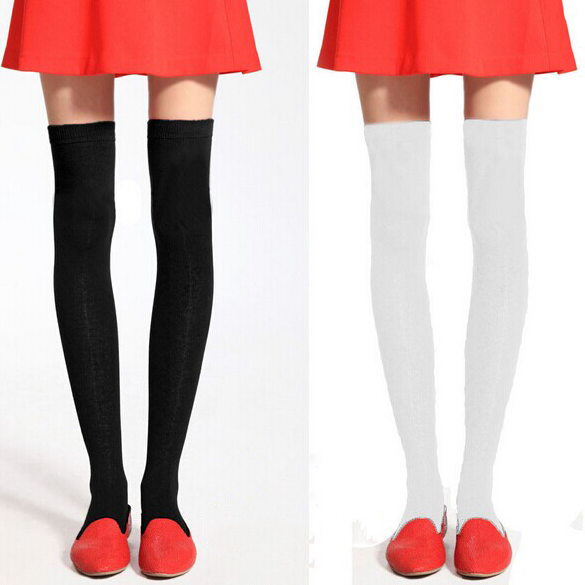 Spring/Autumn Sexy Over Knee High Socks