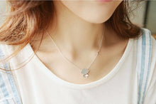 Load image into Gallery viewer, Sweet Cloud Pendant Necklace