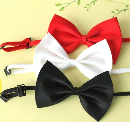 Korean Style Male and Female Children Universal Bow Tie