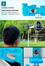 Load image into Gallery viewer, Mini Selfie Stick Battery Free No Bluetooth Portable Foldable for Gopro For iPhone