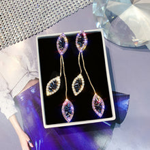 Load image into Gallery viewer, Flash drill earrings for women's fashionable earrings and Earrings