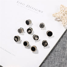 Load image into Gallery viewer, Decoration Creativity ofPearl Brooch Fixed Clothes with Female Pins