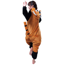 Load image into Gallery viewer, Raccoon Pajamas Halloween Costume Cosplay Homewear Lounge Wear