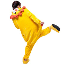 Load image into Gallery viewer, Lion Pajamas Halloween Costume Cosplay Homewear Lounge Wear