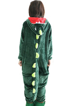 Load image into Gallery viewer, Dragon Pajamas Halloween Costume Cosplay Homewear Lounge Wear
