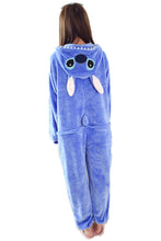 Load image into Gallery viewer, Stitch Pajamas Halloween Costume Cosplay Homewear Lounge Wear