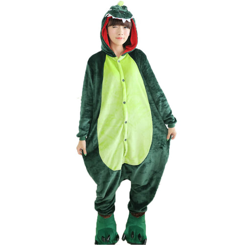 Dragon Pajamas Halloween Costume Cosplay Homewear Lounge Wear
