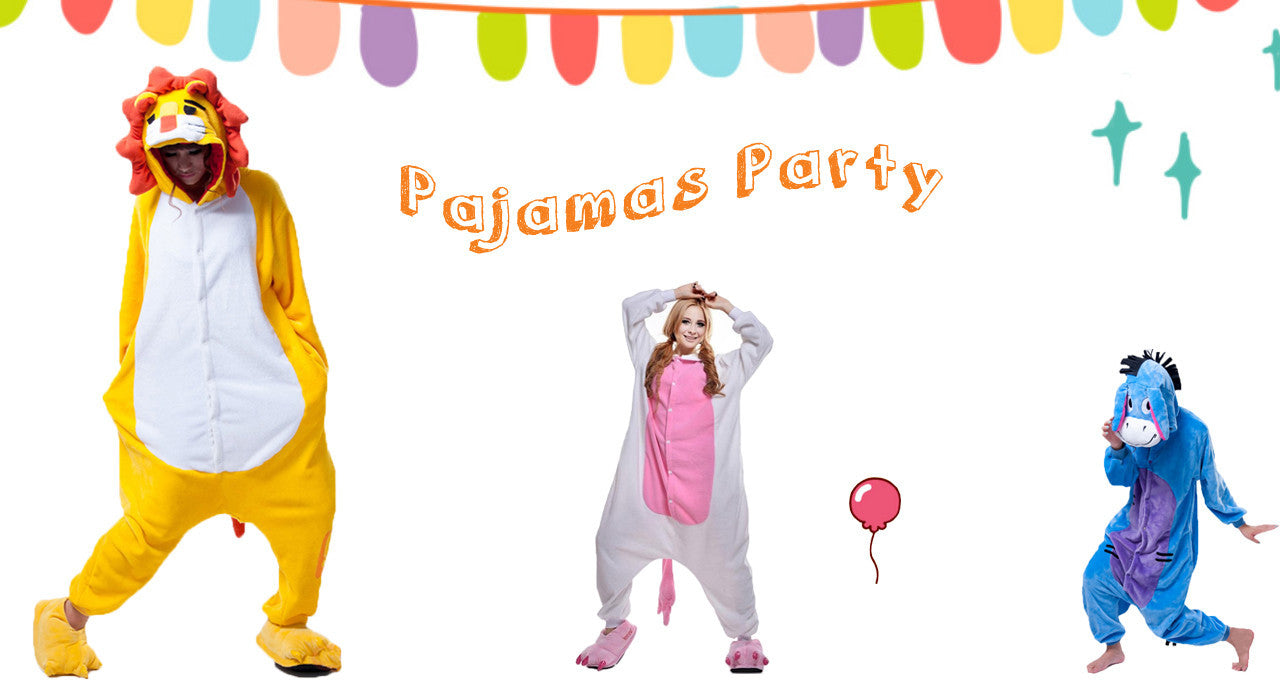 Pajamas party