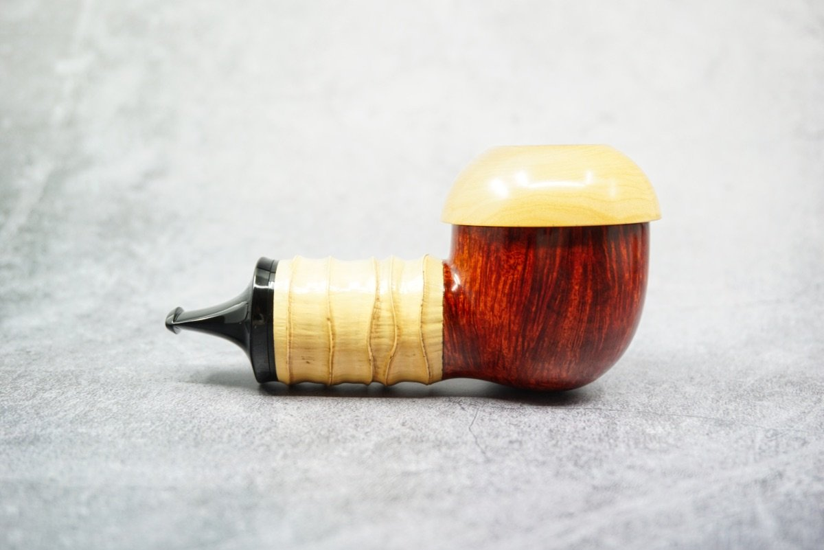 Smooth bamboo calabash - snow3year
