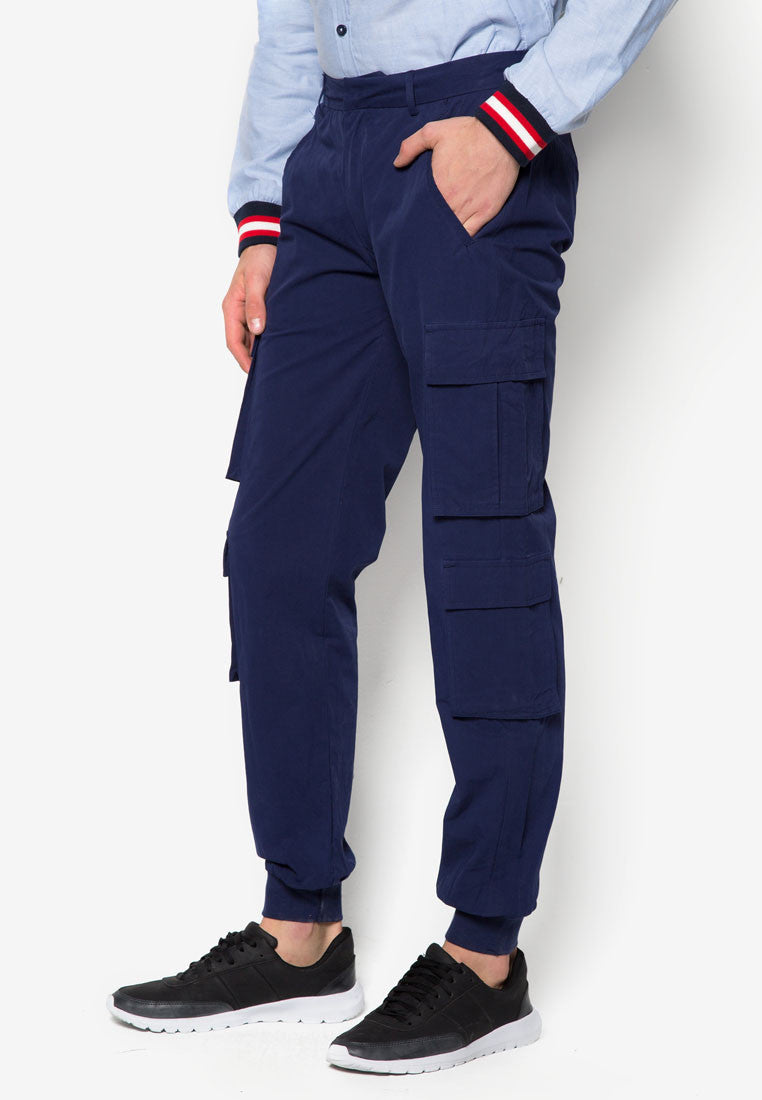 Armand Utility Pocket Trousers