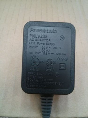 Original Panasonic AC Adapter 5.5V - PNLV226