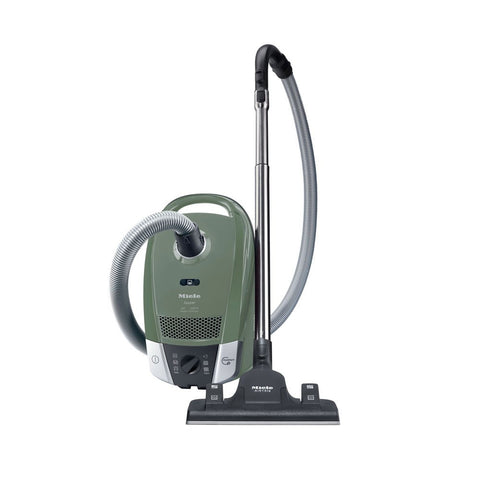 Miele Continuum Compact Canister Vacuum, Pistachio Green - S6290