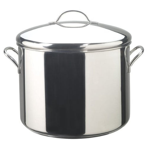 Farberware 16-Quart Stainless Steel Covered Stockpot - 50009