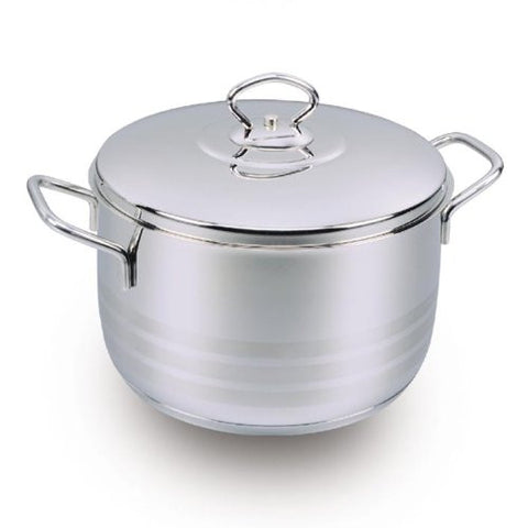 Korkmaz Astra 4 Quart Casserole Stockpot With Lid - A1902