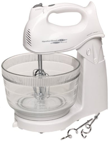 Hamilton Beach Power Deluxe 6 Speed Stand Mixer - 64695N