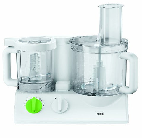 Braun Tribute Collection 9 Cup Food Processor + Blender 220V- FX3030 (NOT FOR USA)