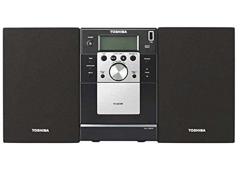 Toshiba 2 Channel Mechanical Singe Cassette 220V - TY-AS100 (NOT FOR USE IN USA)