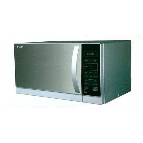 Sharp 900-watt Touch Control Microwave, 220V - R-72A0(SM)V (NOT FOR USA)