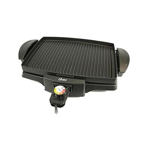 Oster Non-Stick Indoor Grill, 220V, Black - 4767 (NOT FOR USA)