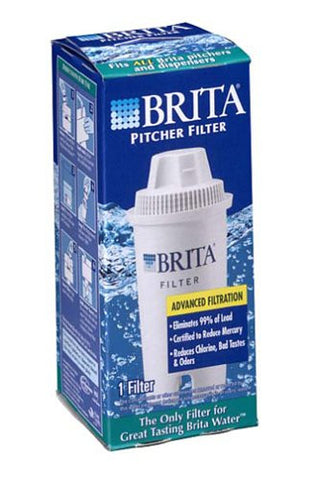Brita Replacement Water Filter Cartridge - 35501