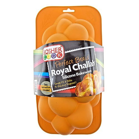 Royal Challah Silicone Baking Pan - Large