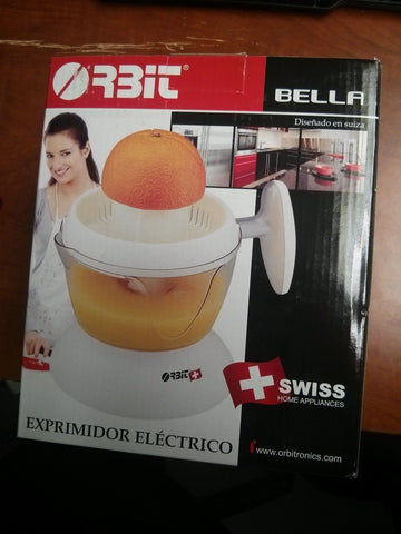 Orbit Bella Swiss Electric Citrus Juicer - S420