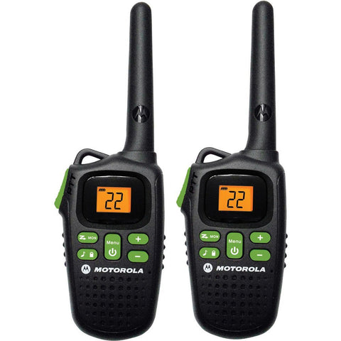 Motorola MD200R FRS Two-Way Radio, Pack of 2