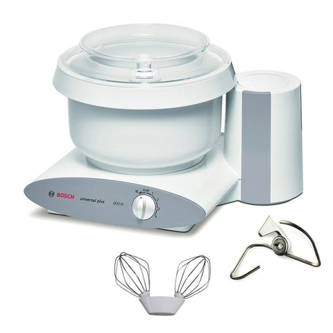 Bosch Universal Kitchen Machine Mixer with Metal Bowl - MUM6N10UC