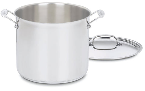 Cuisinart Chef's Classic 12-Quart Stockpot with Cover - 766-26