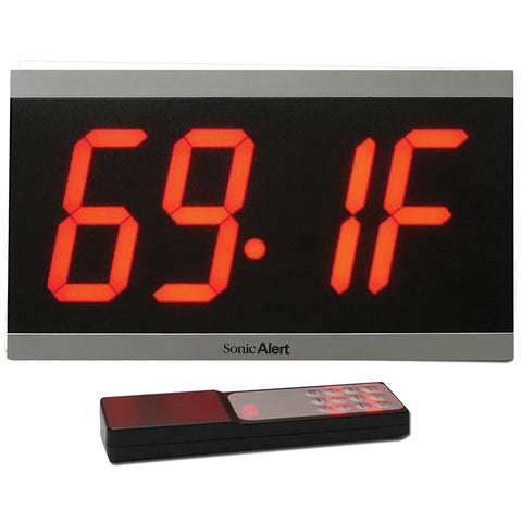 Big Display Alarm Clock BD4000