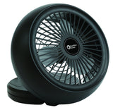 4'' USB Battery Fan With Folding Base- CZBT1AS