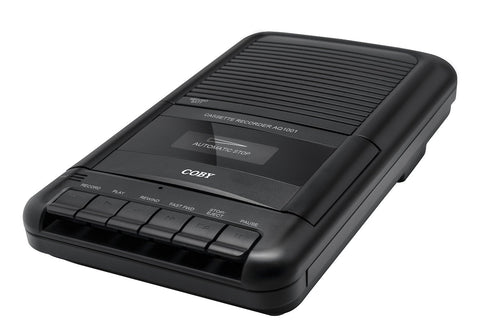 Coby Portable Cassette Player - CVR-22