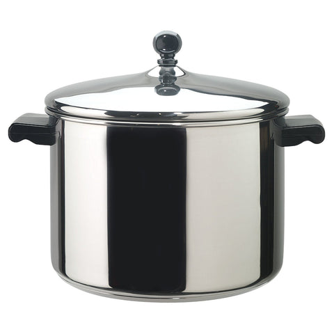 Farberware Stainless Steel 8-Quart Covered Saucepot - 50006