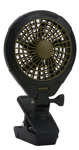 O2COOL 5-Inch Battery Operated Clip Fan FC05005