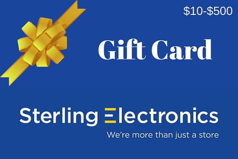 Sterling Electronics Gift Card