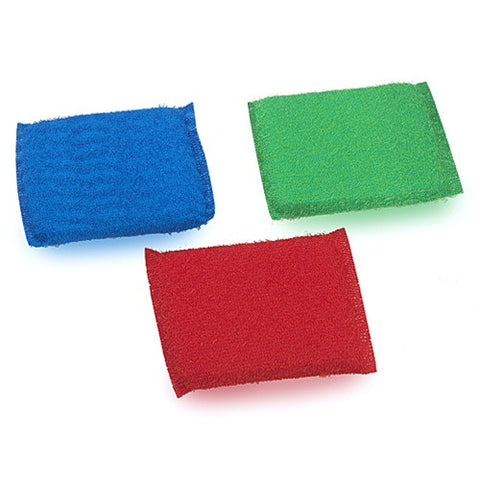 The Kosher Cook Scouring Sponge, Pareve/Green - KCKH3103P