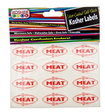 The Kosher Cook Kosher Labels, Meat - KCKH2001M