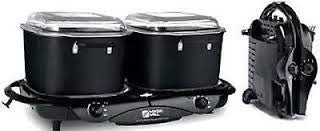 Magic Mill 6.5 Quart Double Cooker - MSCD852