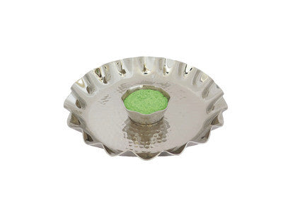 Chip And Dip Bowl With A Wavy Rim- SHCD567
