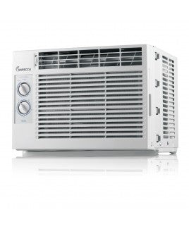 Impecca 5,050 BTU Mechanical Controlled Mini Window Air Conditioner IWA05CM15