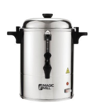Magic Mill 35 Cup Electric Hot Water Urn, with Shabbat/Yom-tov Mode - MUR35