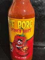 "THE ""BORG 9"" PEPPER SAUCE"