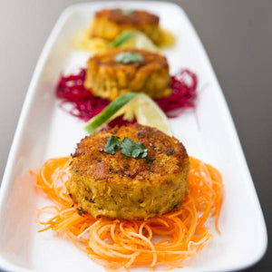 NRJSPICE Crab Cakes & Spicy Remoulade