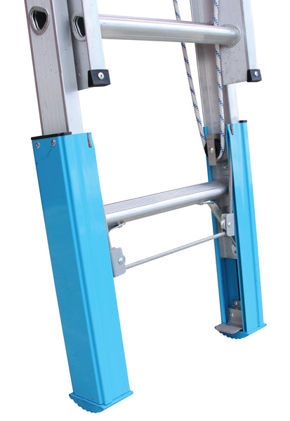 Ingenious new Levelling Feet for Extension Ladders!
