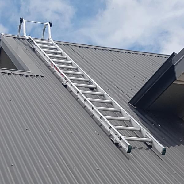 The Ultimate Roof Ladder: Safely Climb a Pitched Roof