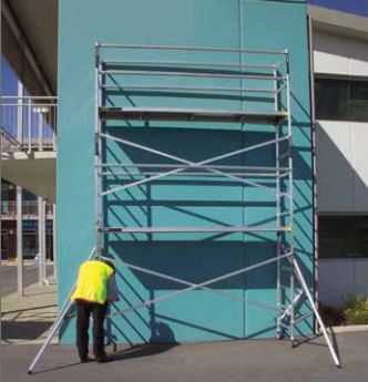 Establishing Scaffold Safety Training & Guidelines