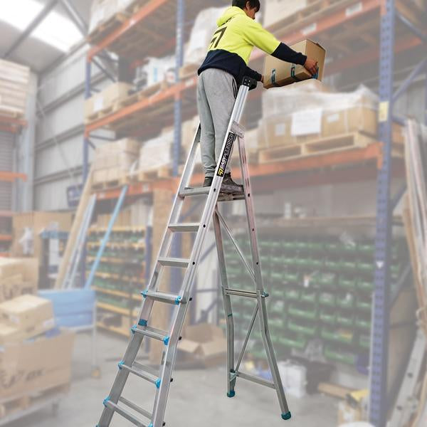 Easy Access Scaffolds and Ladders - FAQs