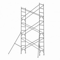 Single/3 Plank Width (0.8mW) Full Size Scaffold Tower