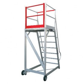Aluminium Heavy Duty Maintenance Platforms